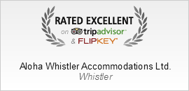 flipkey rating excellent aloha whistler